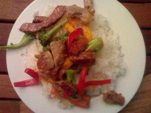 Cuisine r unionnaise shop suey porc - Cabri massale cuisine reunionnaise ...